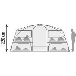 Mercury Basic - Caravanes pliantes - CABANON