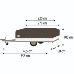 Caravane pliante Malawi 2.0 Basic - Caravanes pliantes - CABANON