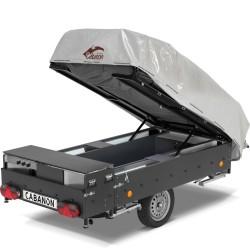 Caravane en toile pliante Chamonix Basic 8 couchages - Caravanes pliantes - CABANON