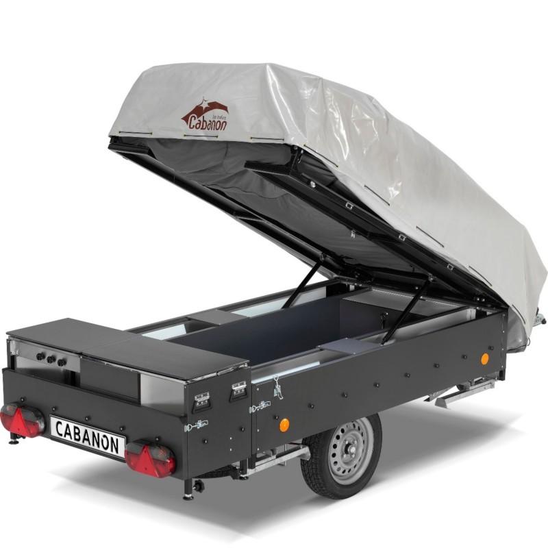 Caravane Pliante Solide - Monaco Basic - Caravanes pliantes - CABANON
